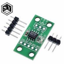 Pces great it x9c103s módulo de placa potenciômetro digital DC3V-5V para arduino
