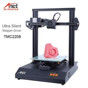 New Anet ET4 Pro A6L 3D Printer With Auto Self-Leveling Sensor High Precision Impresora 3D DIY Kit Imprimante 3D Printer(China)