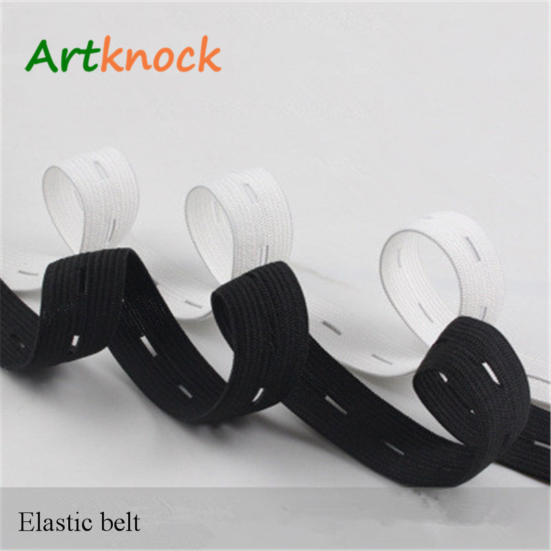 Adjustable Elastic Bands Fastener Elastic Belt For Baby Or Pregnant Women Garment Trousers DIY Sewing Accessories
