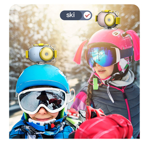 Image 3 - 2.4 אינץ ילדי דיגיטלי מצלמה HD 1080p wifi Dual עדשת Ip68 עמיד למים ילדי מצלמה מתנת יום הולדת מגניב לילדים