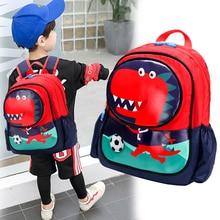 Dinosaur Backpack Children Animal Kids Cartoon Cute 3d for Gifts Creative