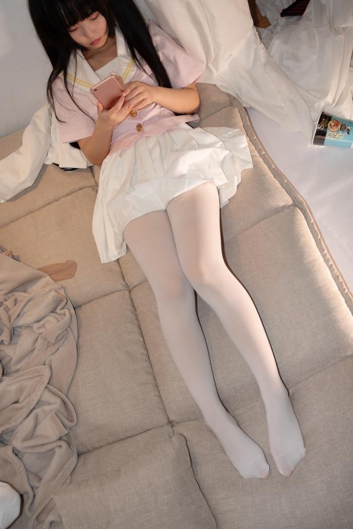 ⭐丝模写真⭐森萝财团-爱花写真-ALPHA-012[102P/1V/1.09G]