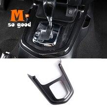 2017 2018 2019 For Nissan Navara NP300 Car Gear Shift Knob Frame Panel Decoration Cover Trim ABS Chrome Auto Accessories Sticker