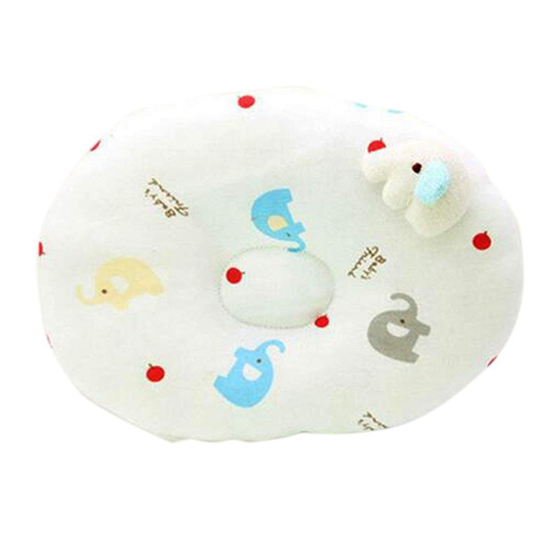 2-in-1 Travel Arm Nursing Pillows For Breastfeeding,Baby Pillows For Sleeping,Head-shaping Pillow