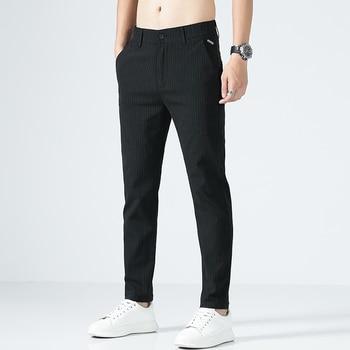 Ανδρικό slim casual Παντελόνι .