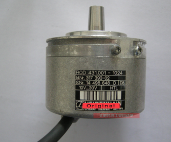 encoder ROD 431.001-1024 , used ,90% appearence new , 3 months warranty , in stock