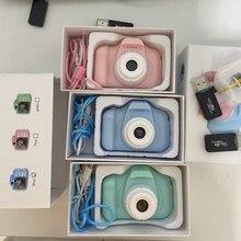 Kinder Kinder Kamera Pädagogisches Spielzeug für Baby Geschenk Mini Digital Kamera 1080P Projektion Video Kamera mit 2 Zoll Display bildschirm