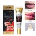 Instant Volumising Lip Plumper Feuchtigkeitsspendende Lip Reparatur Reduzieren Lip Feine Linien Erhellen Lip Farbe Kollagen Lip Plumper Öl