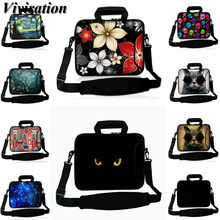 Tas Laptop 12 13 14 15 17 13.3 15.6 17.3 Membawa Lengan Menutupi untuk HP MacBook Air 11/Google chromebook 11.6 10 10.1 9.7 Tablet Case(China)