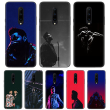 Blcak Soft Silicone Protector Case Cover for Oneplus 6 1+ 6T 7 Pro 5G Shell Prime Tampa Bolso Fundas Capa Casos Fall The Weeknd
