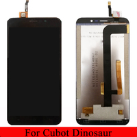 5.5 Inch For Cubot Dinosaur LCD Display With Touch Screen Digitizer Sensor Glass Assembly -