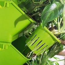 Hanging Planter Modular Type Plant Flower Pot Vertical Garden Supplies  Growing Supplier Wall Green