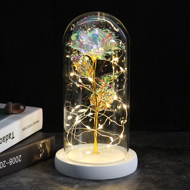 Enchanted Glass Rose 2