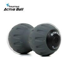 цена на Electric Roller Ball High Intensity Vibrating Peaunt Massage Ball Senoeory Muscle Vibration Massager Yoga Fitness Equipment
