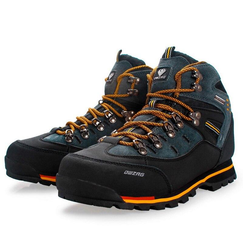 2019 offre spéciale hiver marche bottes hommes en plein air neige bottes fourrure chaud chaussures hommes décontractées antidérapant imperméable mode nouvelle mode