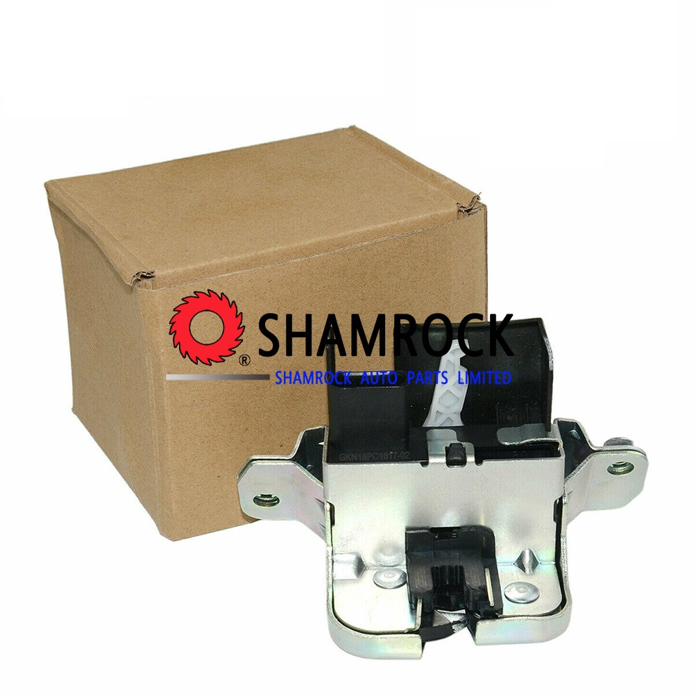 Rear Trunk <font><b>Lock</b></font> Actuator OEM 7P0827505N 7P0827505G 7P0827505L 7P0827505E for 2010-2018 VVW <font><b>Sharan</b></font> Ttouareg Sseat Alhambra image