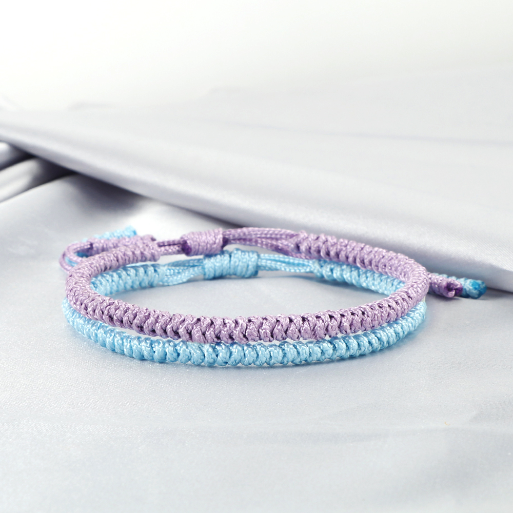 Purple Light Blue