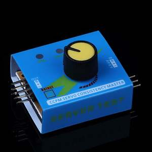 Servo-Tester Checker Controler Master Multi Ccpm-Meter Consistency-Speed Power-Channels