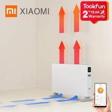 Smartmi Xiaomi Mijia Elektrische Kachel Smart Versie 1S Snelle Handige Kachels Voor Thuis Kamer Snelle Convector Haard Ventilator Muur warmer