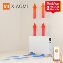 Smartmi xiaomi mijia電気ヒータースマートバージョン1s高速ハンディヒーターホームルーム高速対流暖炉ファン壁ウォーマー