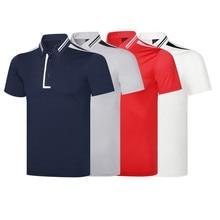 Horse Riding Polo Shirt Men Clothes Equestrian Short Sleeve Top T Shirts Slim Fit Sports T-shirt Male Cotton Tshirt Equipment