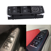 SPEEDWOW Lifter Switches Switch Controle Janela de Energia Elétrica Controle De Potência Botton Para Mercedes Benz G550 C250 C300 ML500 ML63