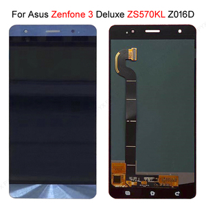 """Image 2 - Stock veloce per ASUS Zenfone 3 Deluxe Z016S Z016D ZS570KL Display LCD Touch Screen Digitizer Assembly 5.7 """"per ASUS ZS570KL LCD"""