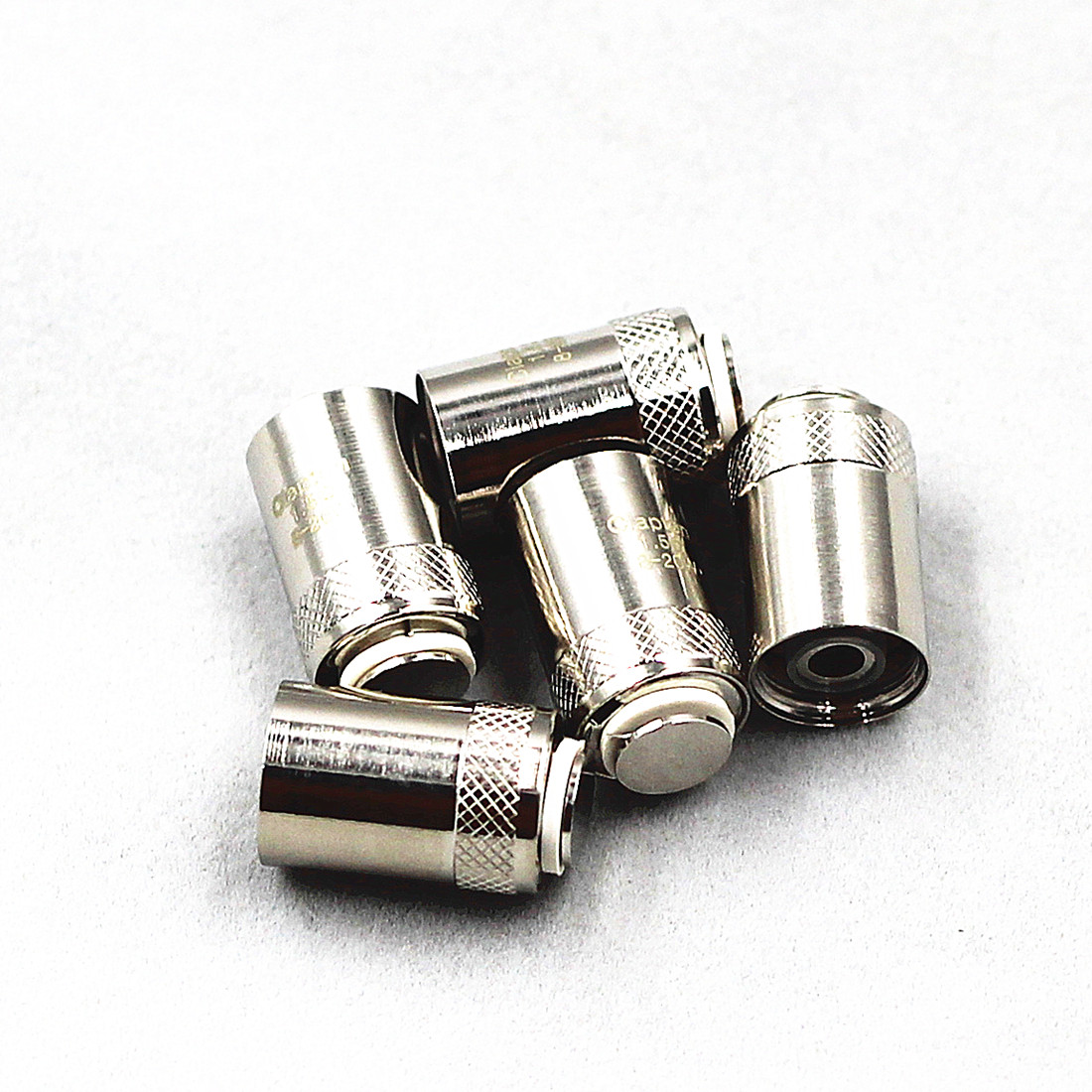 5Pcs EGO AIO BF Replacement Coil CUBIS SS316 Atomizer Head Core For CUBIS/ EGO AIO/ Cuboid Mini Atomizer