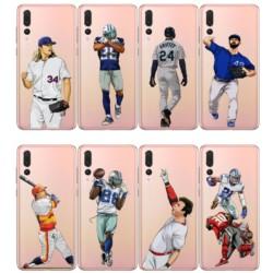 На Алиэкспресс купить чехол для смартфона baseball pattern design mobile cover tpu phone cases for huawei p10 plus p8 p9lite honor 8 honor 9 honor 10