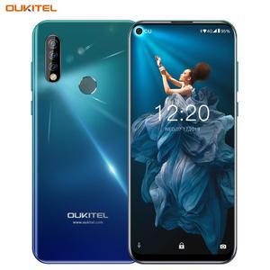 Image 5 - OUKITEL C17 Pro 듀얼 4G 안드로이드 9.0 스마트 폰 지문 페이스 ID 핸드폰 6.35 4gb 64GB 19:9 휴대 전화 Octa 코어 3900mAh