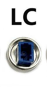 Image 5 - OTDR transfer connector FC ST SC LC adaptor OTDR Fiber Optic Connector For Optical Time Domain Reflectometer Fiber Adapter OTDR