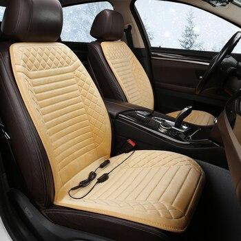 12V Heated Car Seat Cover for SEAT Alhambra Altea Arona Ateca Exeo Ibiza 6l 6j Leon CUPRA Fr Mk3 5f 1p Mk2 2018 1m St Toledo