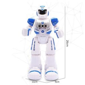 Интеллектуальный робот-игрушка датчик жестов танцевальный робот программируемые пение и танцы умный робот раннее образование игрушки