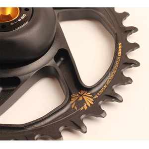 Image 5 - SRAM FC XX1 DUB EAGLE 1X12S 12 Speed Crank Mountain Bike Bicycle Part 34T/36T 170mm/175mm MTB Gold Crankset