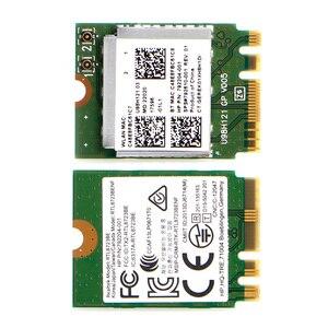Upuść statek Mini bezprzewodowy WIFI RTL8723BE 792204-001 karta interfejs NGFF dla HP DELL Asus