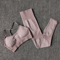 Bean - 11 colors seamless yoga suit