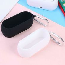 Soft Silicone Protective Cover Case for QCY T1C Wireless Bluetooth Earphones Kit цена и фото