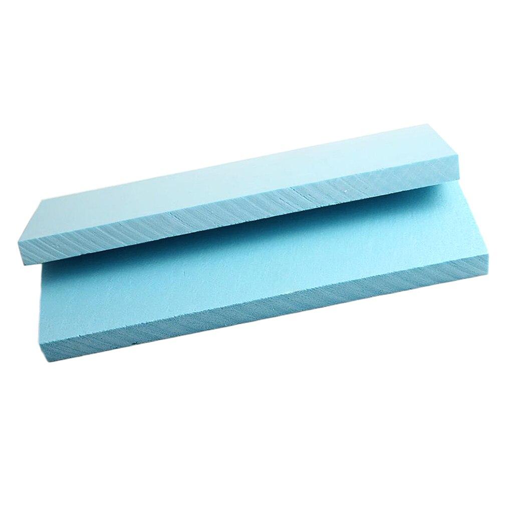 5 unidades/pacote laje de espuma de alta densidade 295x100x20mm diy modelo base diorama