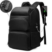 Рюкзак с защитой от кражи Мужская водонепроницаемая школьная