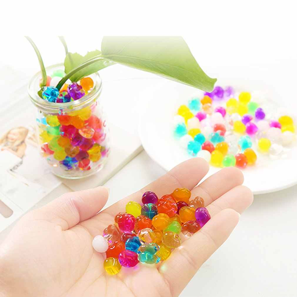 Water Beads For Kids Beads Beads Water Jelly Beads Gel Water Growing Balls For Orbeez Foot Spa Refill Kids Sensory Toys