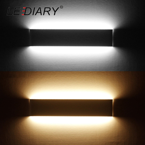 Image 5 - Lediary dec lâmpada de parede 24/41/61/72/91/111cm de comprimento led espelho arandela para banheiro/banheiro/quarto/sala de estar luzes de parede 85 265v