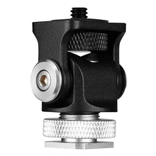 Bracket Accessori Tripod-Head Microphone Screw-Camera Mini for Monitor Flash-Holder Hot-Shoe-Mount-Monitor