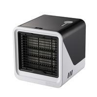 ABRA Kleine Klimaanlage Geräte USB Arktischen Luftkühler Mini Fan Luftkühlung Fan Sommer Tragbare Klimaanlage|Ventilatoren|   -