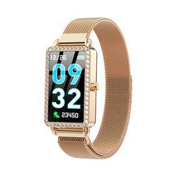 New Smart Bracelet A88 Waterproof Heart Rate Blood Pressure Monitor Sport Fitness Trackers Health Wearable Technology
