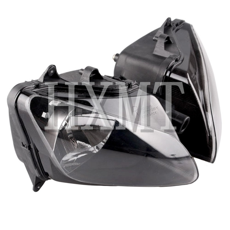 For Yamaha YZFR1 YZF R1 2000 2001 Motorcycle Front Headlight Head Light Lamp Headlamp Assembly YZF-R1 00 01