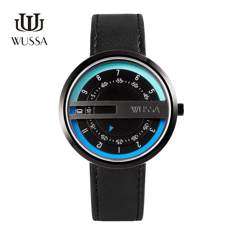 WUSSA Creative Quartz Couple Neutral Watch