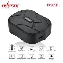 GPS Tracker Auto 150 Tag Standby TKSTAR TK905B GPS Locator Wasserdicht Tracker Auto Magnet Stimme Monitor Freies Web APP PK TK915