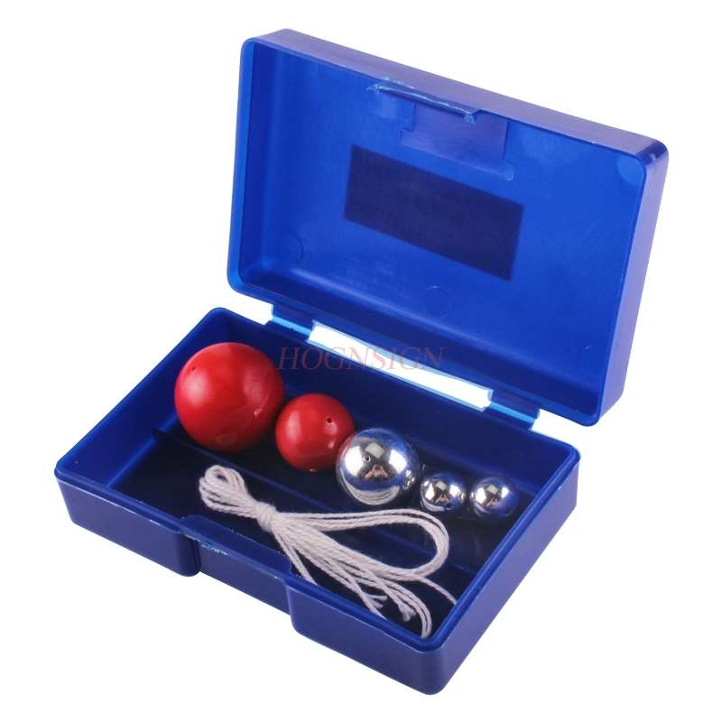 Único pêndulo bola único pêndulo bola junior high school mecânica física equipamento experimental instrumento de ensino
