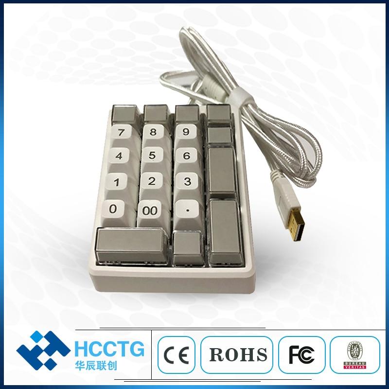 21 Keys USB Programmable POS Keyboard KB21U