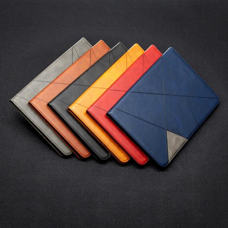 Random One Gold New Card Wallet Flip Tablet Case for iPad Pro 11 2020 2th Gen Case Geometric Figure